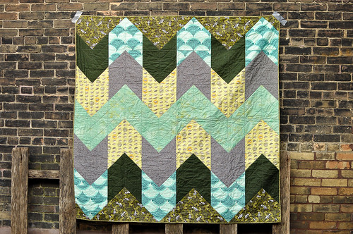 Mark's Field Study Quilt
