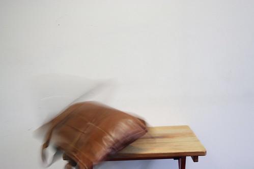 Handgemaakte leren tas Jill 1