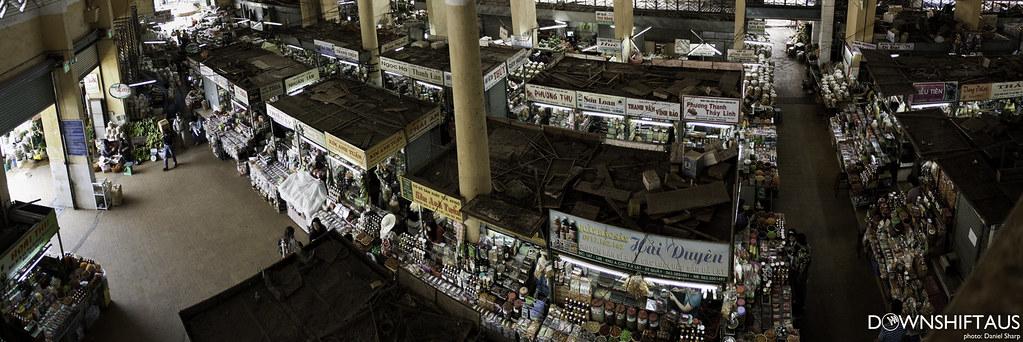 Vietnam Da Lat Markets