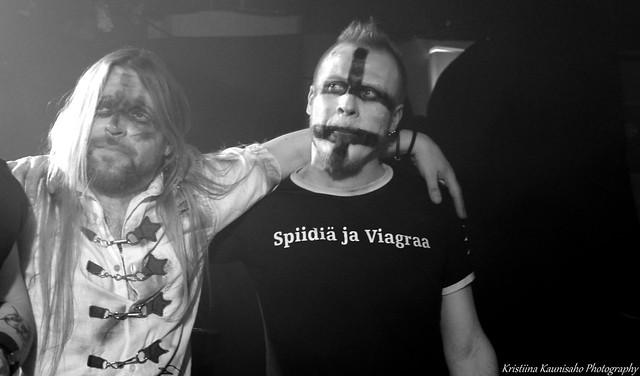 Turmion Kätilöt @ Henry's Pub (Kuopio) 4.4.2013