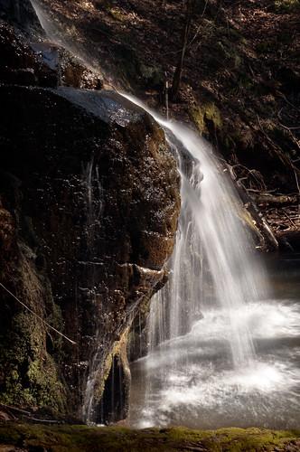 water waterfall woodburyct nonnewaugfalls