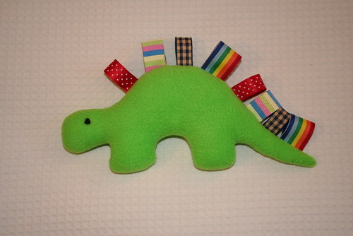 Dino Taggie Toy