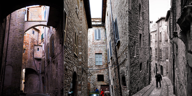 Todi-Collage