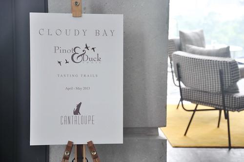 Cloudy Bay Cantaloupe