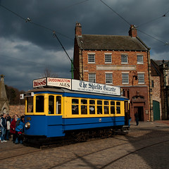 Our Friends Electric, Beamish Trams