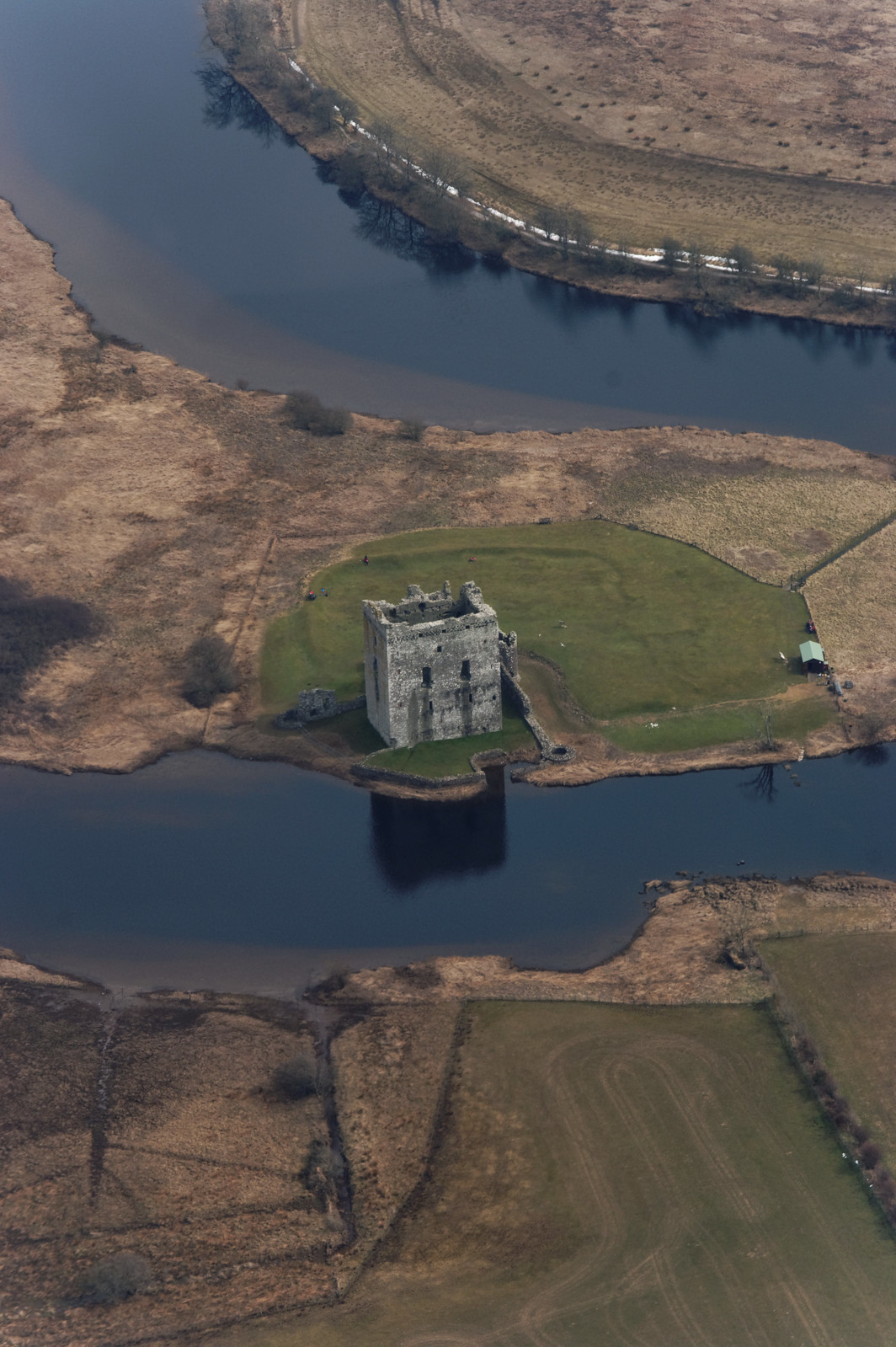 Castillo de Threave