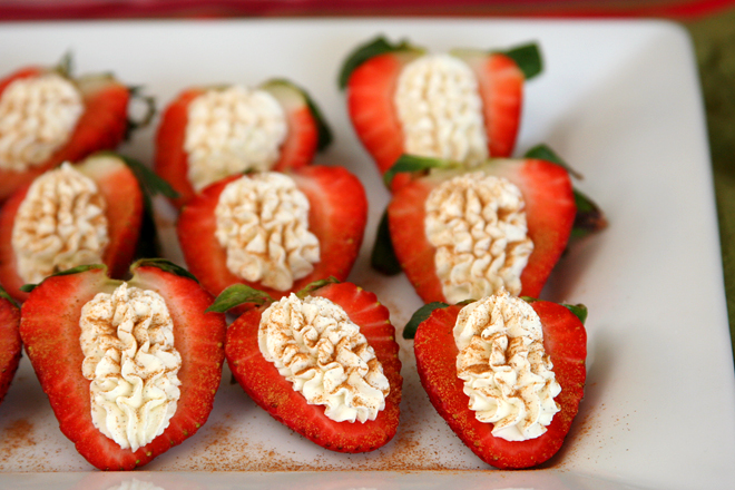 mascarpone strawberries 7