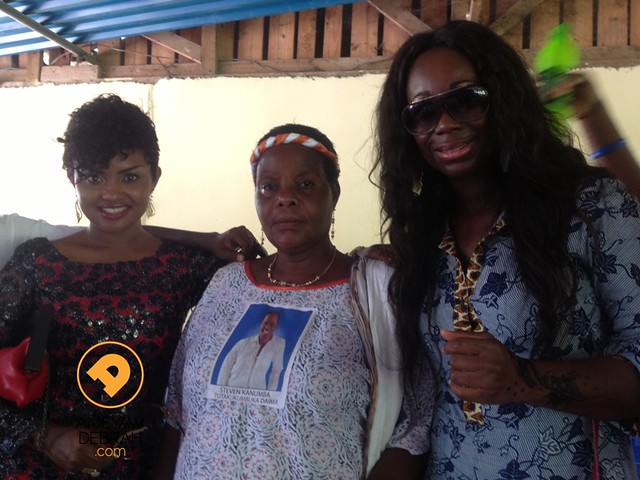 8640796661 1d3be55262 z Exclusive Photos: Ama K Abebrese and Nana Ama McBrown attend service of Tanzanian superstar actor Steven Kanumba