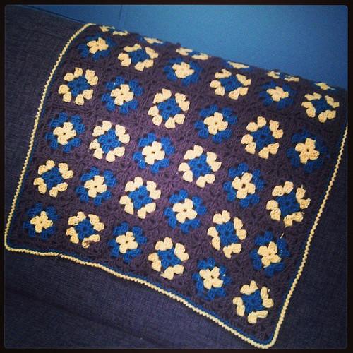 Een dekentje voor een sammeke