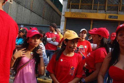 Cierre de Nicolás Maduro en Caracas