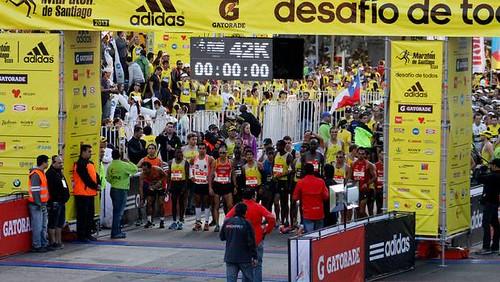 Maratón de Santiago 2013