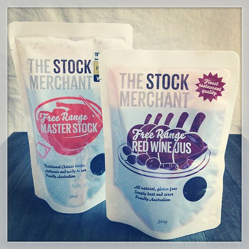 Excited to try out new @stockmerchant #redwinejus and Chinese #masterstock - #sustainable