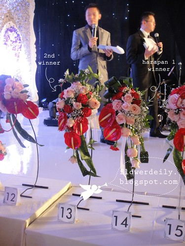 wedding hand bouquet competition ipbi 2013 13