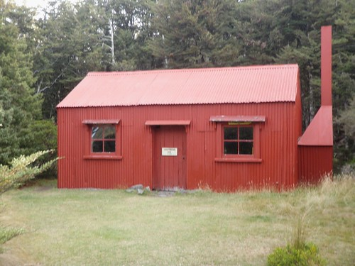 Historic Waihohonu Hut
