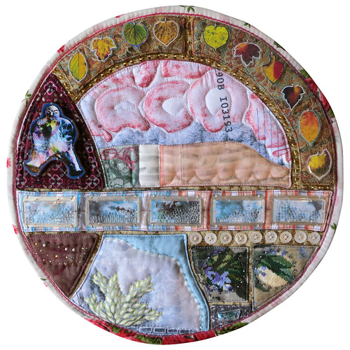 """Moving Parts with Mysterious Motivations (Talisman Quilt #2)""quilt-talisman2-moving-parts-mysterious-motivations"