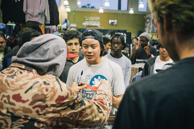 Winner of the Eric Koston Fourstar Collection