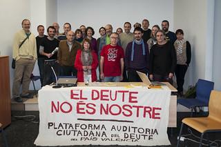 Foto de grupo - Encuentro PACD en Alcoi