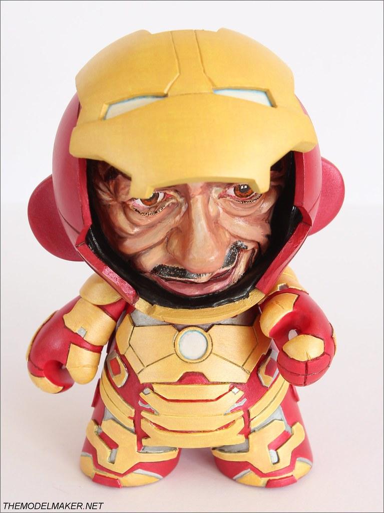 Iron Man Mark 42 munny2