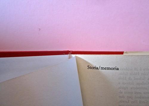 Stephen Spender. Un mondo nel mondo. Il Mulino 1992. Sovracoperta di Alberto Bernini. Pagina dell'occhiello (part.), 1