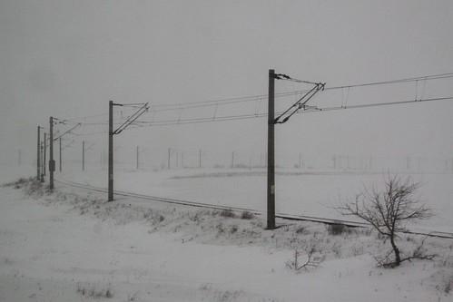 Triangle connection between CFR Line 500 and 704 at Mărășești