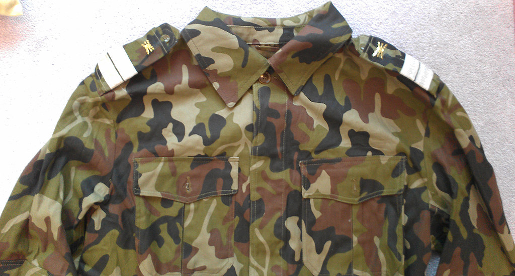 Romanian m90 shirt 8668818802_9d469752bd_b