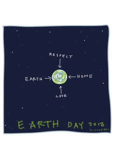 earthday2013 by douglaswittnebel