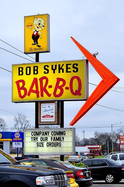 Bob Sykes Bar-B-Q - Birmingham