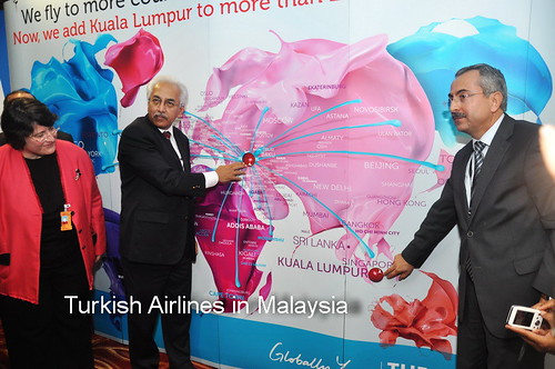Turkish Airlines in Malaysia 4