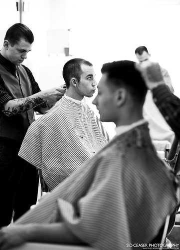 Lucky's Barbershop