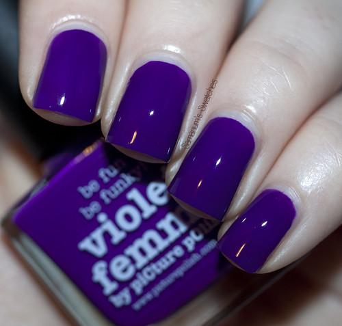 Picture Polish Violet Femme (4)