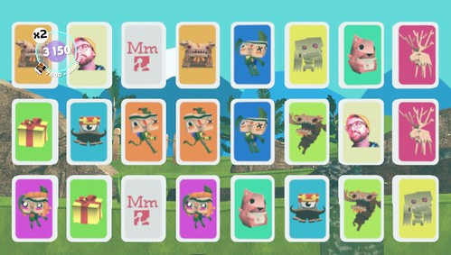 Iota's Memory Match Screenshot