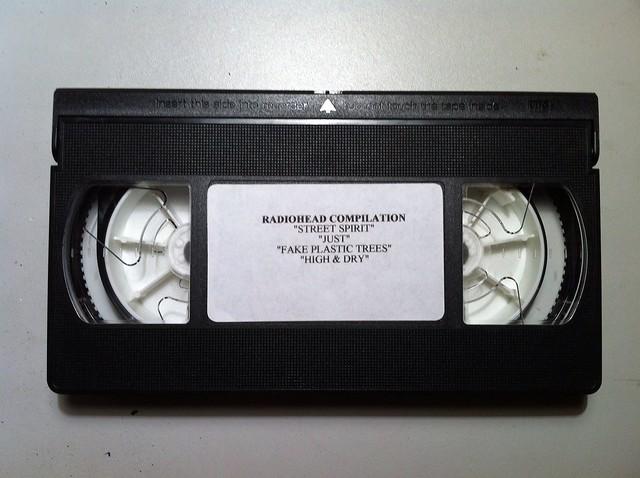 #Radiohead #video compilation, 1996