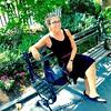 Enjoying the shade #nyc