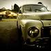 Vintage Car - Chili 2012 by Marine Truite