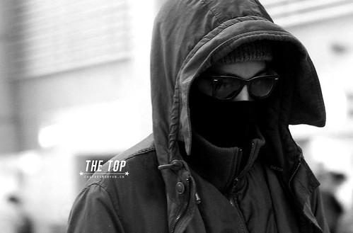 Big Bang - Incheon Airport - 01apr2015 - TOP - The TOP - 02