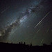 Yosemite National Park: Perseid Shower