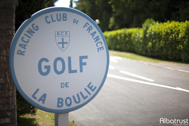 photo du golf Racing Club de France - Practice - Putting green