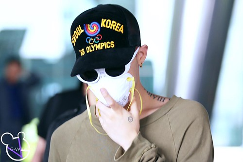 Big Bang - Incheon Airport - 15jun2015 - G_Vaby - 11