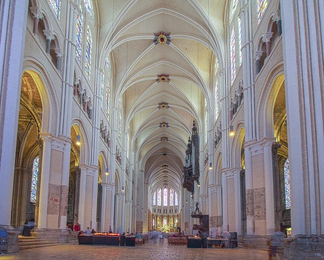 Chartres Cathedral - High Gothic - a gallery on Flickr