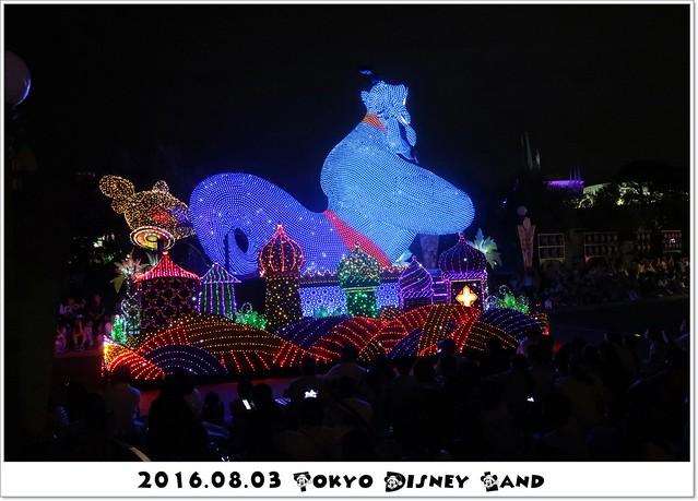 2016.08.03 Tokyo Disney Land 東京陸地迪士尼