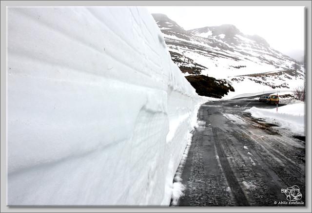 14 Nieve en Lunada