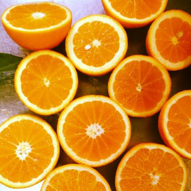Bon dia! #bondia #orange