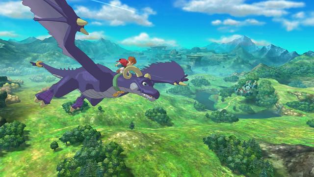 Ni no Kuni : la Vengeance de la Sorcière Céleste - Screenshot 1