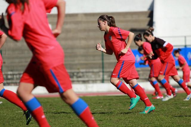 Fútbol Femenino, Doc Tánger Gool