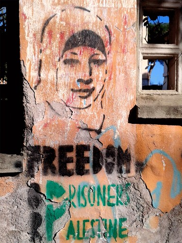 freedom for Prisoners Palestine by fla via