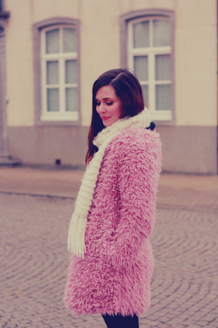 Find pink faux fur coat at ShopStyle. Shop the latest collection of pink faux fur coat from the most popular stores - all in one place.