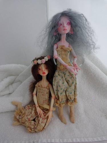 Aleah & Maheya