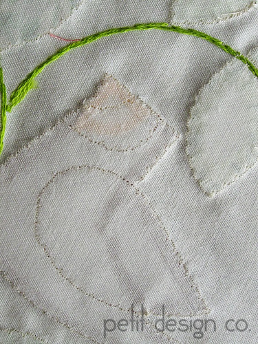 Jingle Block 1: detail of back