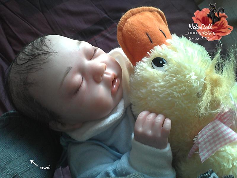 Nurserie Neko doll  8471353950_328f29a12a_c