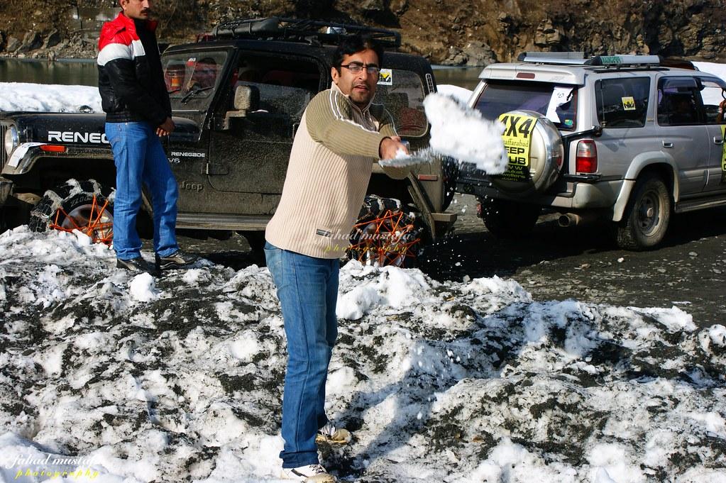 Muzaffarabad Jeep Club Neelum Snow Cross - 8472064384 6fb3d7ddea b